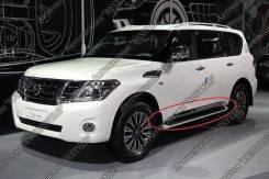 Молдинг. Infiniti QX56, Z62 Nissan Patrol, Y62. Под заказ