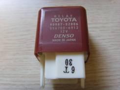 Реле Toyota 9 0987-02006