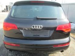 Дверь багажника-2008г AUDI-Q7 Diesel 3.0 TDI Wauzzz4L28D051698