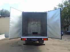 Ремонт фургонов и будок грузовых автомобилей.