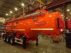 Сеспель 964845. Продается новый бензовоз Сеспель мод.964845, объем 28м3, 1 000куб. см.