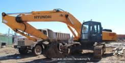 Hyundai R360LC-7, 2011