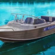 Алюминиевая моторная лодка Wyatboat 430M