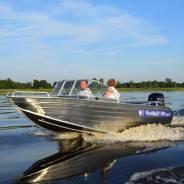 Алюминиевый катер Wyatboat 490 Pro