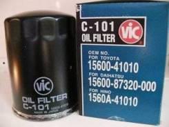 Фильтр масляный C-101 (VIC) на Сахалинской