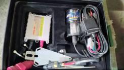 Ксеноновая лампа для мототехники, комплект для установки