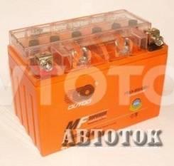 Мотоциклетный гелевый АКБ Outdo YTX9-BS (GEL) емкостью 10А/ч