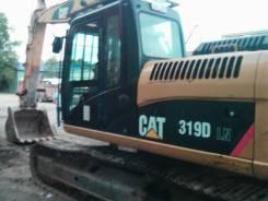 Caterpillar 319D, 2012