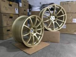 JDM! Комплект дисков Advan RS R18 9j Et+25 5*114.3