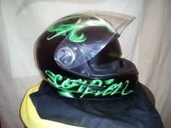 Мото шлем Scorpion Exo-500 AIR