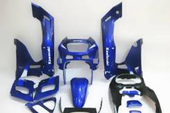 Пластик новый комплект на Kawasaki ZZR 400 2