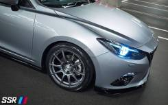Диски SSR GTX01 для Mazda 6 и Mazda 3