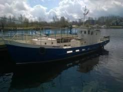 Продам катер МСП 111