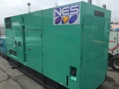 Японская дизельная электростанция Nippon Sharyo NES350SM, 350kVA во Вл