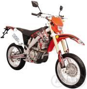 ABM X-moto ZR250. 250куб. см., исправен, птс, без пробега
