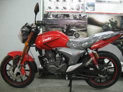 Мотоцикл STELS Flame 200 красный,Оф.дилер Мото-тех, 2019