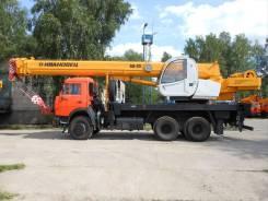 Услуги автокрана, г/п 25 тонн
