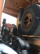 Цилиндр подъема кузова Shacman