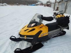 BRP Ski-Doo Tundra LT 550F, 2012