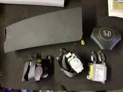 Безопастность рестайлинг правый руль Honda Accord 7