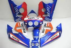 Пластик новый комплект на Honda CBR 400, CBR 400RR 1 поколение