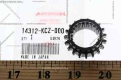 Звездочка коленвала привода грм 14312-KCZ-000 Honda XR250, XR400