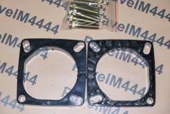 Проставки для увеличения клиренса перед Kia Mazda Haima +2см