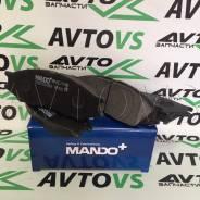Тормозные колодки передние (комплект) Mando