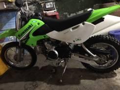 Kawasaki KLX 110, 2009