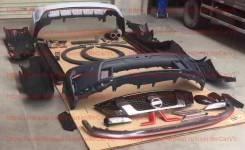 Обвес Nismo для Nissan Patrol Y62