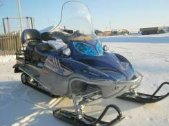 Arctic Cat Bearcat WT 660 Turbo, 2007