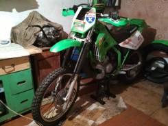 Kawasaki KDX 220SR, 2000