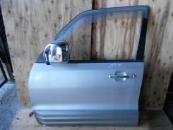 Дверь боковая. Mitsubishi Pajero, V75W