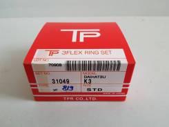 Кольца поршневые 31049-STD 13011-97401 K3-VE Япония