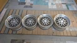 """RAYS Volk Racing GTU R16 8""""/9"""" ET35/38 5x114,3 2-Piece"""