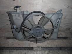 Диффузор радиатора в сборе Toyota Funcargo NCP20