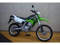 Kawasaki KLX 250S, 2012