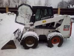 Bobcat S220, 2005