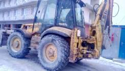 Komatsu WB97S, 2005