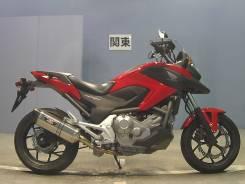 Honda NC 700X, 2014