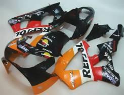 Пластик новый комплект на Honda CBR 900RR CBR 929 00-01