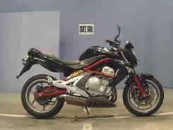 Kawasaki ER-6n, 2007