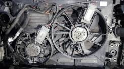 Вентилятор радиатора Volkswagen Touareg (02-10г) 2.5 TDI (BAC)