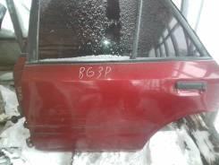 Ручка двери внешняя. Mazda Familia, BG3P, BG3S, BG5P, BG5S, BG6P, BG6R, BG6S, BG6Z, BG7P, BG8P, BG8R, BG8RA, BG8S, BG8Z