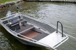 Продается Алюминиевая моторная лодка Мастер 500
