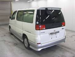 Зеркало левое Nissan Elgrand ALWE50, #E50