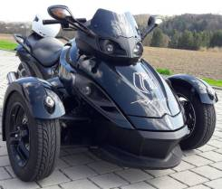 BRP Can-Am Spyder RS, 2009