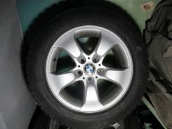 Диски BMW 235/55 R17. Резина bridgestone. Липучка