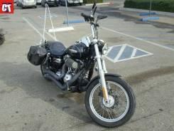 Harley-Davidson Dyna Super Glide Custom FXDCI, 2010
