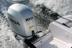 Лодочный мотор Honda BF100A